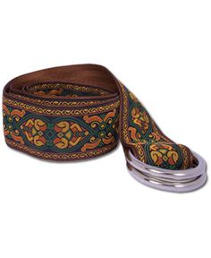 Soul Flower - Recycled Loxley Belt - $34.00 #everydaybliss #letlifeflow #soulflowercontest