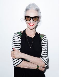 Linda Rodin on Why There's No Such Thing as a Bad Hair Day via @ByrdieBeautyAU