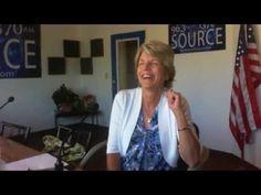Connie Mann Interview - Tangled Lies - YouTube
