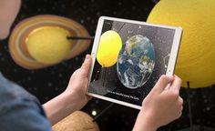 "Apple - iPad 9,7"" med wifi+cellular"