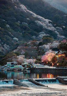 Post via- Babak Motavalli Arashiyama, Kyoto, Japan