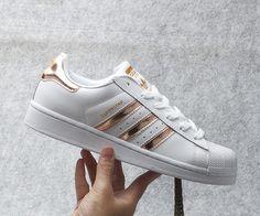 Adidas Superstar W Rose Gold