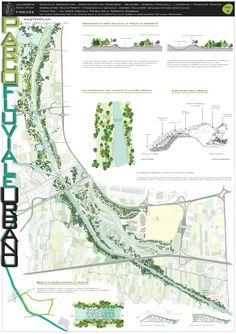 Pistoia Parco Fluviale Urbano  sicurezza idraulica, vivibilità, Torrente Ombrone allargamento golenale.