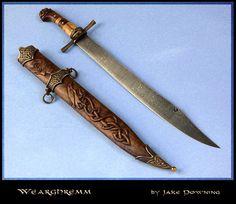 falchion, sword, hunting sword,woods knife