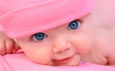cute baby blue eyes 1680 x 1050 download close
