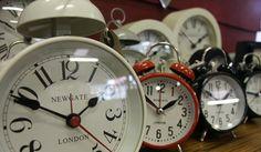 Newgate clocks at Reminis in Chirk