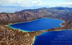 Vouliagmeni Lake@Perachora www.loutraki-agioitheodoroi.gr