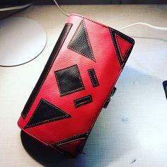 """Des sacs et encore des sacs sur Instagram: Un portefeuille """"complice"""" de @patrons_sacotin"""