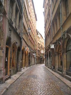 Lyon, France: Le Vieux Lyon