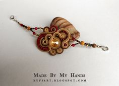 Medusa Bracelet kuffart.blogspot.com