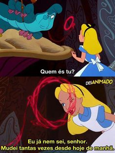 Essa imagem me define ♥ Alice ♥ Disney Films, Disney And Dreamworks, Disney Pixar, Netflix Movies, Sad Girl, Film Serie, Princesas Disney, Some Words, Best Memes