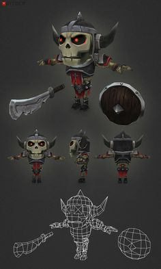 Introducing Rattle Bone  Rattle is the warrior archetype of the Bone family.
