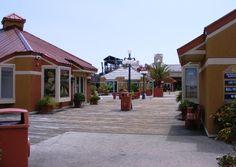 The boardwalk in Pensacola Florida