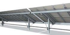 Discover all the information about the product Single-axis solar tracker / for PV installations SAFETRACK HORIZON - Ideematec and find where you can buy it. Solar Tracker, Solar Projects, Solar Power System, Alternative Energy, Solar Panels, Architecture, Videos, House, Smart House