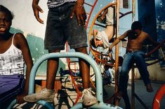 Available for sale from Robert Klein Gallery, Alex Webb, Havana, Cuba Fuji Crystal Archive print, 30 × 40 in Famous Photographers, Street Photographers, Magnum Photos, Travel For A Year, Robert Klein, Alex Webb, Garry Winogrand, Fotografia Social, Birthday For Him