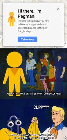 Let's See Who You Really Are, Pegman  // funny pictures - funny photos - funny images - funny pics - funny quotes - #lol #humor #funnypictures