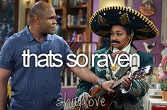 thats so raven its the future i can see thats so reaven its so obvious to me.yup thats me!
