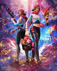 Best Gaming Wallpapers, Dope Wallpapers, Epic Games Fortnite, Best Games, Rick And Morty Image, Skins Characters, Simpson Wallpaper Iphone, Overwatch Wallpapers, Gamer Pics