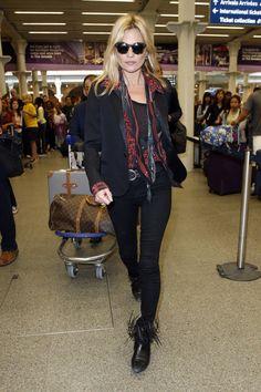 Kate Moss Fashion, News, Photos and Videos - Vogue Die Queen, Queen Kate, Rock Chic, Celebrity Dresses, Celebrity Style, Estilo Kate Moss, Mariah Bernardes, Looks Rock, Karl Lagerfeld