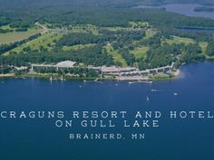 One of our most beloved partners from right here in our own backyard. Cragun's Resort and Hotel on Gull Lake (Brainerd, MN) -- http://www.resortsandlodges.com/lodging/usa/minnesota/brainerd-lakes/craguns-resort-and-hotel-on-gull-lake.html