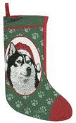 Personalized Husky Christmas Stocking *** This is an Amazon Affiliate link. Find out more about the great product at the image link.