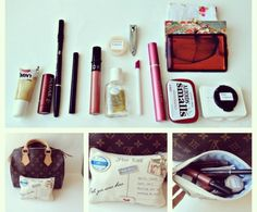 Ella Pretty: What's in my Make-up Bag  .... {it's in the bag} http://pinterest.com/kellybelly04/it-s-in-the-bag/