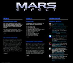 "Careful followers of @notch, the Twitter account of Minecraft creator Markus Peerson, have probably noticed he's been working on some kind of secret Sci-Fi game. Yesterday, Notch ""revealed"" it to be a new project called Mars Effect. Hopefully he won't run into the same naming issues like he did with Scrolls, right?"