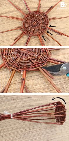 Willow Weaving Stake Up