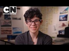 Create Your Own Cartoons! | Interview with Rebecca Sugar | Cartoon Network - YouTube