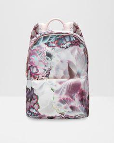 28b92dc2df39 Illuminated Bloom backpack - Dusky Pink