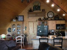Lake Cabin Greatroom