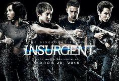 Watch: First Teaser Trailer For 'The Divergent Series: Insurgent' Starring Shailene Woodley Divergent Fan Art, Divergent Trilogy, Sean Penn, Saga, What Is Drama, Film Home, Divergent Insurgent Allegiant, Sci Fi Films, Action Films