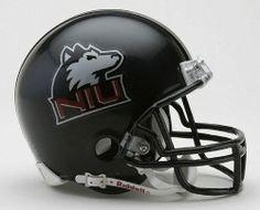 Huskies football helmet