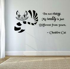 Bedroom Decor Ideas and Designs: Alice in Wonderland Themed Bedroom Decorating Ideas