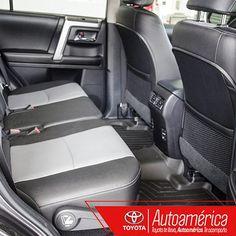 ¿Te imaginas viajando sobre una cojinería de cuero? Engalla tu carro para las fiestas con nuestros #AccesoriosToyota www.autoamerica.com.co