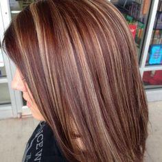 #highlights #color #hair