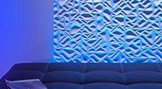 Wall PANELS, TILES and Screen BLOCKS | modularArts® InterlockingRock® - http://www.modulararts.com