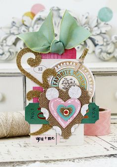 Craft Market Tags & Cards : Gallery : A Cherry On Top