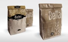 Nice flour packaging