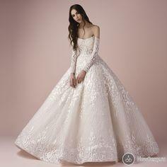Свадебные платья Saiid Kobeisy 2018
