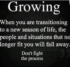 A word from God!!! The old friends will pollute you. You outgrow friends like you out grow clothes... They aren't going to understand your growth... But this is where you have to be so close to God that you are okay with it!!! It's a very lonely season of growth but if you will endure it.... My lord you'll be so thankful!!!