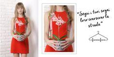 """""""Segui i tuoi sogni loro conoscono la strada!"""" @facetofacestyle con @mvpcreations  #ss2016  #fashion #mood #style #photo #plants #love #spring • Designers #elisa #andrea @facetofacestyle • • MakeUp & Hair @michelazacchini • #makeup •Model @mvpcreations• #jewelry #creations . . . @federica_muscella #photo"""