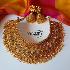 10 Places to Shop Artificial Jewellery Online • South India Jewels