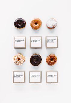 harperandbray:  Printable Donut Favor Boxes