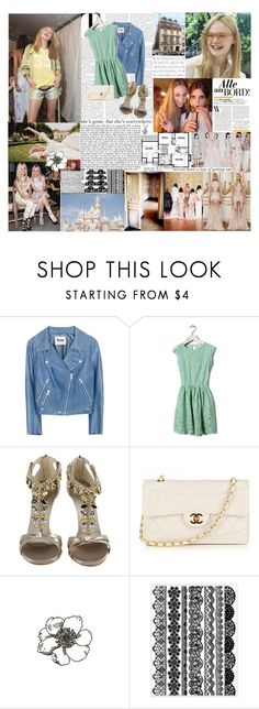 """""""WHOSE GOT WHAT IT TAKES?"""" by m00n-child ❤ liked on Polyvore featuring Sedgwick, Sloane, Acne Studios, Pull&Bear, Giuseppe Zanotti, Chanel and romee strijd"""
