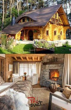 200 Country Houses Ideas English