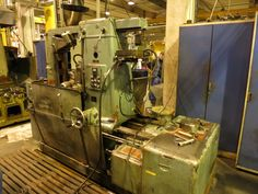TOS FO6 Machine Tools