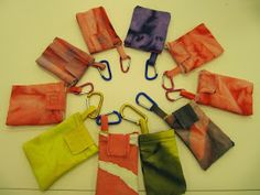 Kaarisillan käsityö: Puhelinpusseja Madewell, Pouch, Tote Bag, Purses, Crafts, Wallets, Handbags, Manualidades, Carry Bag