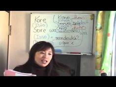 Curso de Japonês - Aula 03 - Satomi Sensei