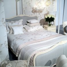 Laura Ashley bedroom SS13 preview